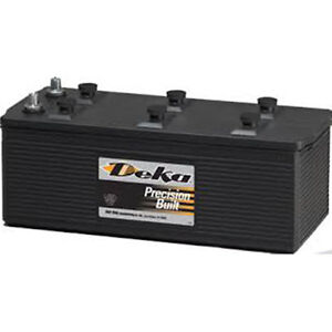 Deka Genuine New 908dft 12volt Battery Group 8d Local Pick Up