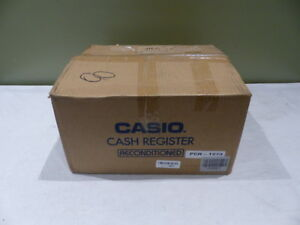Casio One sheet Thermal Print Cash Register Pcr t273