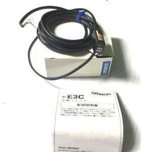 1 Omron Photoelectric Switch Type E3c ds10