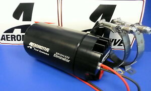 Aeromotive 11180 Brushless Eliminator Fuel Pump External In Line E85 Compatible