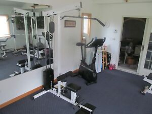 Body Solid Weight Equipment Package