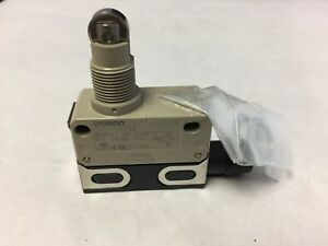 New Omron D4e 1a10n Limit Switch