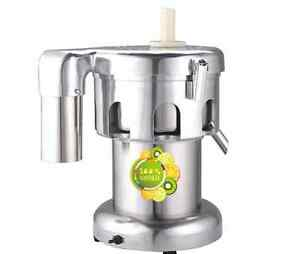 New Professional Commercial Juice Extractor Vegetable Juicer double Blades M