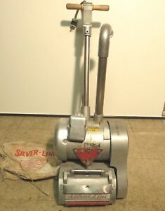 Essex Silver Line Sl 8v Line Floor Corded Sander With Velcro Drum 115 V 14 A