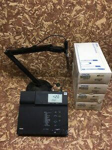 Orion 420a Ph Meter W Stand And 4 Probes
