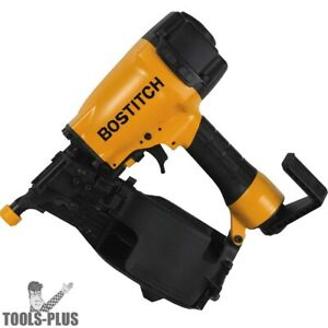 Bostitch N66c 1 1 1 4 To 2 1 2 15 Deg Coil Siding Nailer New