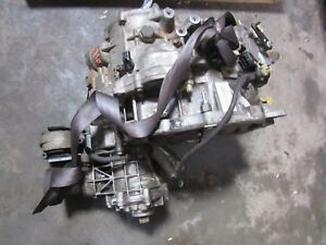 02 03 Saturn Vue Transmission Automatic At 3 0l opt L81 Awd
