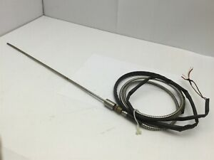 Thermocouple Type J Probe Sheath Length 16 Cable 80 210 To 760 C