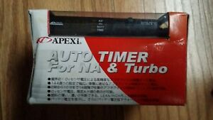 Apexi Auto Timer For Na And Turbo