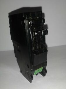 General Electric Tr1515 Tandem 15 Amp 2 Pole Type Tr Circuit Breaker