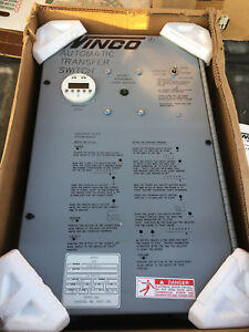 Winco Automatic Transfer Switch 110 60 Ats 3 b Back Up Household Generator