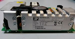 Xp Power Emh350ps24 Power Supply 24v 14 6a 350w Out 100 240ac In Medical Grade