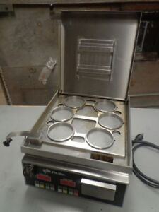 Star Promax Commercial Egg Station Griddle Cooker Cooking Restaurant Equipment