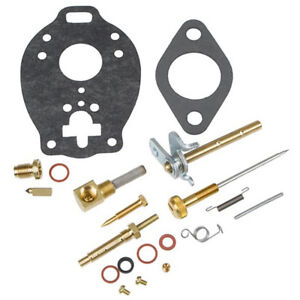 Carburetor Repair Kit Massey Ferguson Massey Harris F40 Mf135 Mf150 Mf50 To35