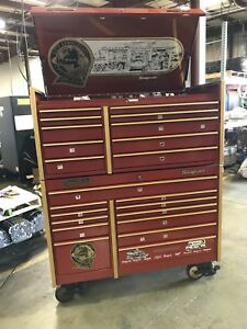 Snap On Toolbox 80th Anniversary