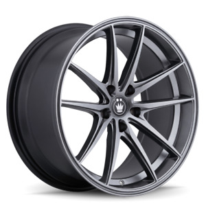 19x9 5 Konig Oversteer 5x114 3 25 Opal Wheels set Of 4