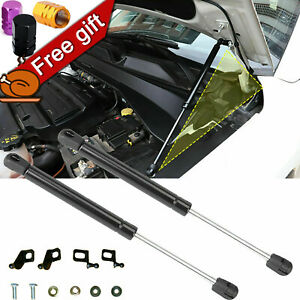 Strong Front Hood Lift Hood Spring Struts For Jeep Renegade 2015 2019 Heavy Duty