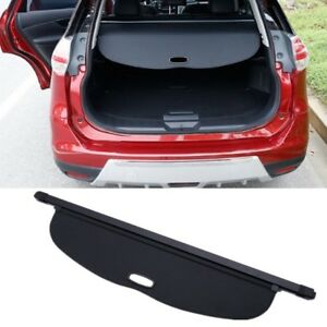 Cargo Cover For Nissan Rogue Sv X trail 14 15 Retractable Trunk Shielding Shade