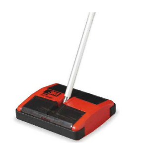 3m 4500 Floor Sweeper Small 10 In X 8 5 In X 3 In Red