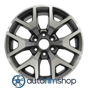 New 20 Replacement Rim For Gmc Sierra 1500 2014 2015 2016 Wheel