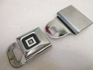 Gm Seat Belt Buckle