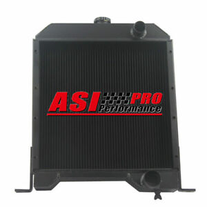 301877a2 Tractor Radiator For New Case Skid Steer Loader 1840 1845c Diesel Pro