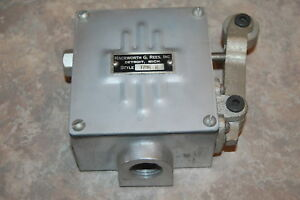 Rees Limit Switch 1796r