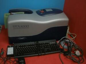 Dexacare Dtx 4000 Bone Densitometer