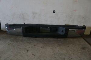2007 2008 2009 2010 2011 2012 2013 Chevy Silverado 2500 Rear Bumper