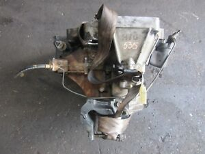 96 97 98 99 00 Honda Civic Transmission Manual Mt 1 6l Sohc Vtec E Hx