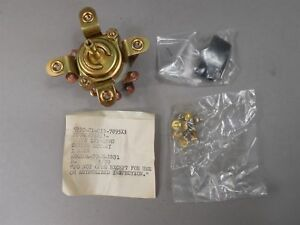 Electro Switch 121903mc Rotary Switch 10a 125vac Nos