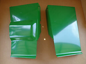 John Deere 5010 5020 Set Of Rear Side Panels Panel