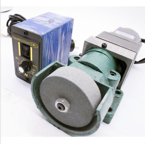 110v New Electric Diamond Dresser For Grinding Wheel With High Speed Control