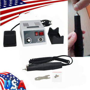 Dental Lab Fit Marathon Electric Micromotor Polishing Unit 35k Handpiece Power