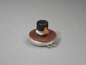 Lot Of 5 Freund Variable Resistor 2 Ohm Reostat 10127 07b 04