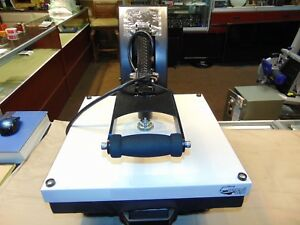 Hpn 1515 Sig 15x15 Heat Press With Slide Out Drawer