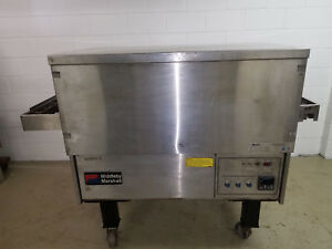 Middelby Marshall Ps314 4 Natural Gas Conveyor Pizza Oven Tested