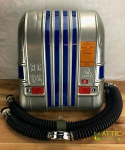 Drager Bg174 a Rescue Breathing Apparatus Nice Condition See Photos