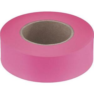 12 Pk Milwaukee Empire 200 L X 1 W Best High performance Pink Flagging Tape
