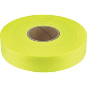 12 Pk Milwaukee Empire 600 L X 1 W Best High performance Yellow Flagging Tape