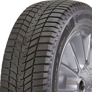 2 New 225 50r17xl 98h Continental Wintercontact Si 225 50 17 Snow Tires