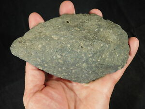 A One Million Year Old Early Stone Age Acheulean Hand Axe From Mauritania 593gr
