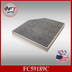 Fc59189c Carbon 24439 Cabin Air Filter For 2016 Rs7 S8 S6 S7 4 0l 4h0 819 439