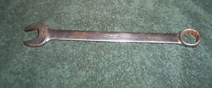 Snap On Oex20 5 8 Inch Long Combination Wrench 12 Point Chrome Finish Usa