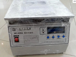 Mp300a Electromagnetic Vibration Table Vertical Vibration Tester Testing Machine
