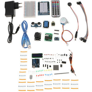 Uno R3 Board Projects Ultimate Starter Learning Kit For Arduino With Box