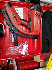 Hilti Gx 3 Gas actuated Fastening Tool Brand New Fast Shipping