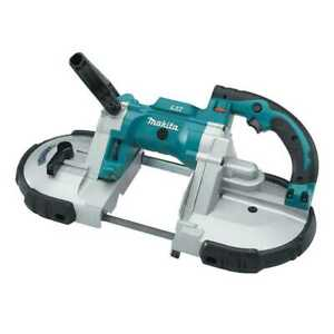 Makita Xbp02z Portable Band Saw 18 Volt Lxt Lithium ion tool Only New