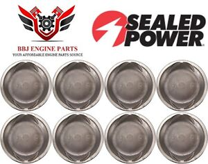 8 Sealed Power Amc Jeep 401 V8 Pistons 1970 1978