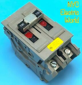 Main Circuit Breaker Wadsworth 125 Amp 2 Pole 120 240v Plug In